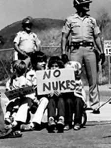 """A QUESTION OF POWER is a powerful, informative and very well-made documentary on the antinuclear power movement."