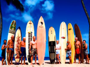 SURFING FOR LIFE cast